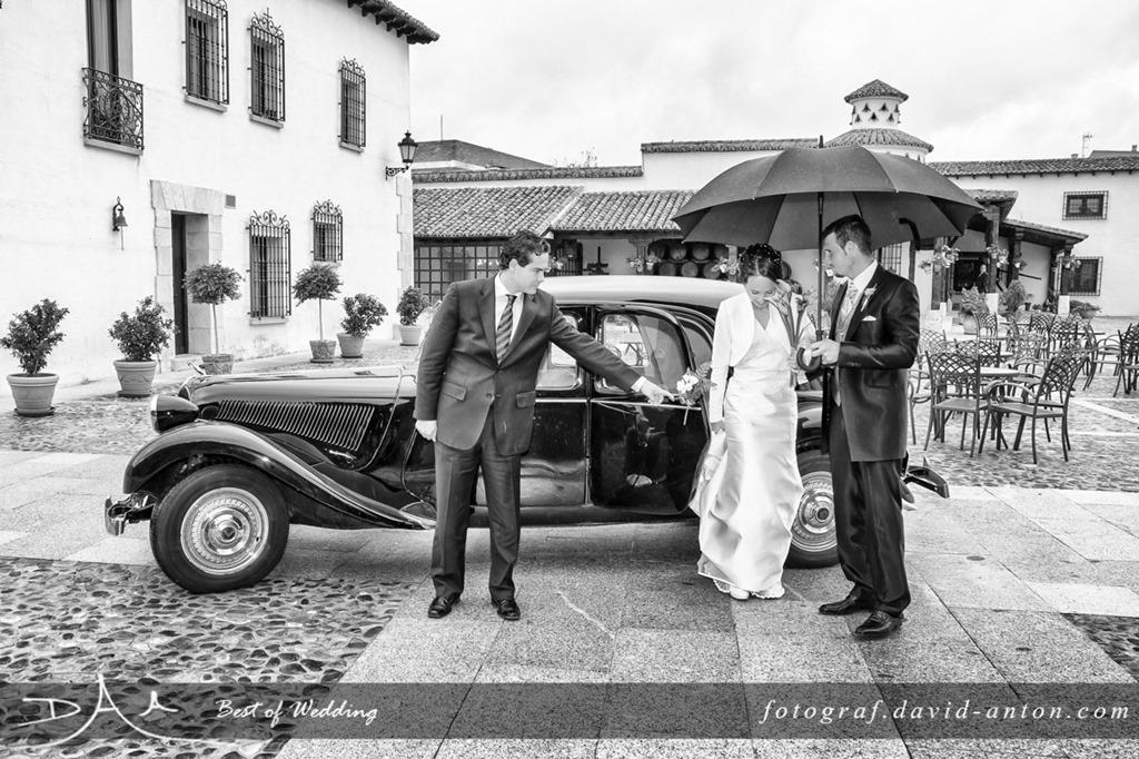 Hochzeitsfotograf Madrid