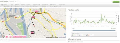 Nokia Sport Tracker
